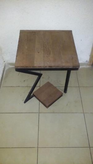 Mesa ratona cuadrada