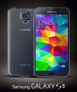 Samsung Galaxy S5 Sm-g900h Personal Oferta Impecable C Funda