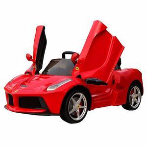 Auto A Batería Para Niños Ferrari Laferrari 12v