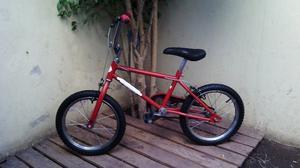 Bicicleta De Chicos Rodado 16 Excelente Estado Y Lista!!