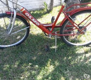 Bicicleta de paseo OLMO con cambios