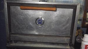 Horno pizzero 6 moldes