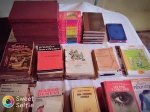 Lote De 115 Libros Antiguos