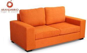 Sofa Sillon 3 Cuerpos 1,80 X 0,90 Premium Arandanno