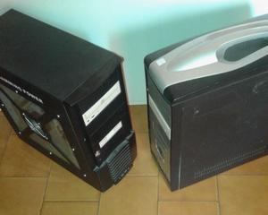 VENDO 2 CPU S A SOLO $800 X UNOS DIAS MAS.....FUNCIONANDO...
