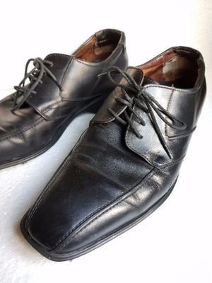 Zapatos de Cuero Vacuno Hush Puppies Costura Reforzada