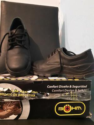 Zapatos de seguridad nuevos!