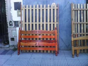 Cama 2 plazas usada rosario suroeste posot class for Cama 2 plazas madera