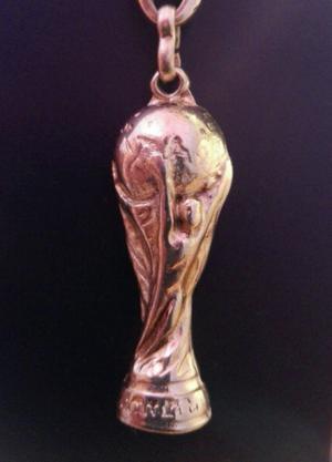 30 Llaveros de la copa del mundo
