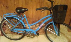 Bicicleta de mujer 26 nueva