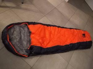 Bolsa De Dormir Sarcofago Mummy Rip -5°c Nylon P/