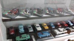Colecciones de autos inolvidable y f1 completas las dos
