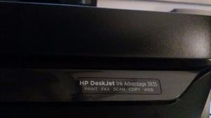 Impresora Hp Deskjet Ink Advantage  Usada una sola vez,