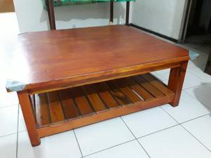 Vendo mesa ratona de pino posot class - Mesa de pino ...