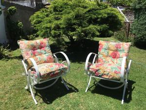 Almohadones a medida para sillones sillas en posot class for Sillones de jardin
