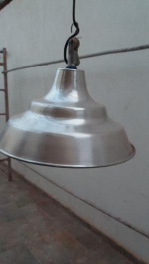 2 lamparas colgantes