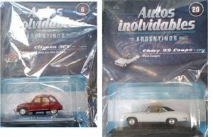 Autos inolvidables argentinos 4 entregas