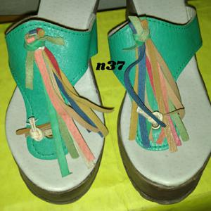 Lote de calzados mujer 6 pares ideal feria americana usados