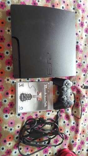 Playstation Iii 160 Gb Yn Mando Todo Original Casi Sin Uso