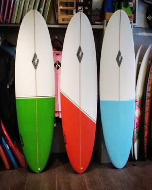 Tabla de surf - Funboard - Carricart Surfboards