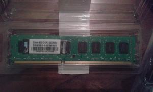 vendo memoria ram 4gb ddr3 para pc