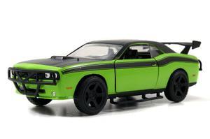 Auto Rapido Y Furioso Die Cast 1:32 Dodge Challenger Srtb
