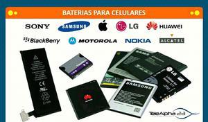 Baterias para celulares LEER