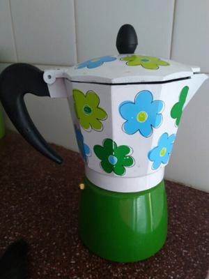 Cafetera tipo italiana