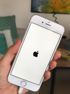 Vendo Iphone 6 16gb + Accesorios Excelente Estado Liberado