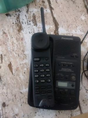 Vendo teléfono inalámbrico Panasonic
