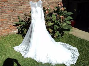 Vendoo vestido de novia importado