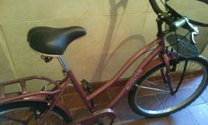 Bicicleta de mujer 26 funciona perfecta