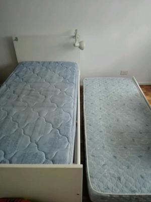 Hermosa cama marinera 1 plaza excelente estado