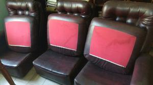 Líquido hermoso sillón antiguo