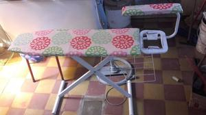 Vendo mesa de planchar impecable