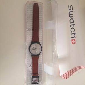 Vendo reloj de pulsera swatch para hombre de oportunidad