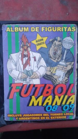 Album de Fútbol ' + Lote de Figuritas