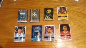 Lote de figuritas Copa América