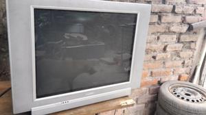 TV 29 pulgadas pantalla plana control remoto