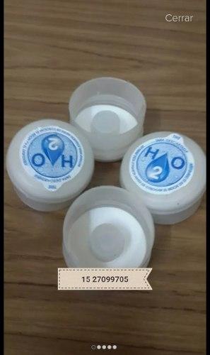 Tapas Para Botellones De 12 Y 20 Litros