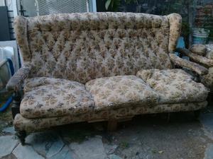 Sillones berger juego posot class - Vendo muebles antiguos para restaurar ...