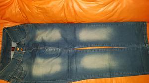Vendo pantalón jeans de mujer talle 46