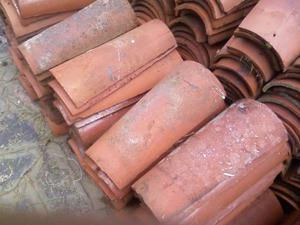 tejas usadas coloniales
