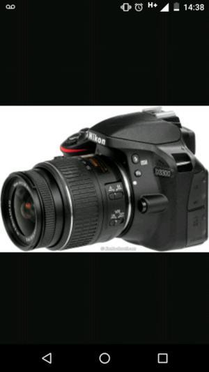 Camara Nikon D330