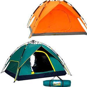 Carpa Camping 4 Personas Autoarmable Automatica C/bolso