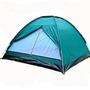 Carpa Iglu 4 Pers. 210x210x130cm Camping Facil Armado Bolso