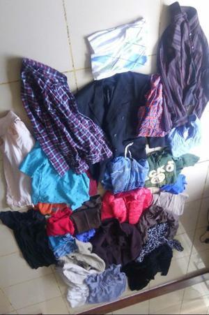 Liquido Hoy !! Lote de ropa de mas de 45 prendas varias