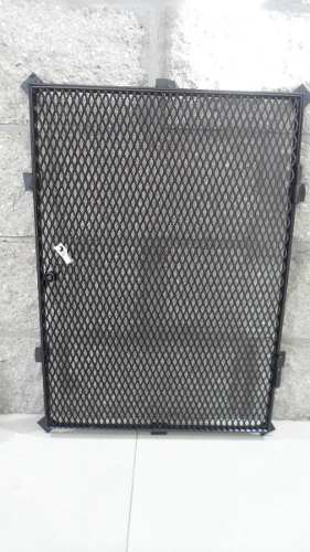 Puerta Para Nicho De Gas Metal Desplegable 45 X 65