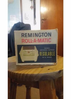 Remato!! Afeitadora Remington Antigua - Roll - A - Matic