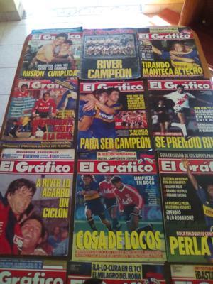 Revistas el grafico de colecion
